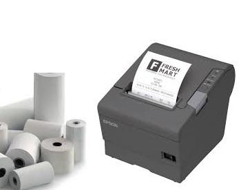 Cashier Paper Roll