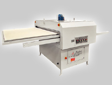 Metalnox Industrial Large Format Pneumatic Heatpress, Double Plate up to 1.47m